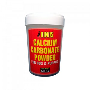 Calcium Carbonate Powder500x500