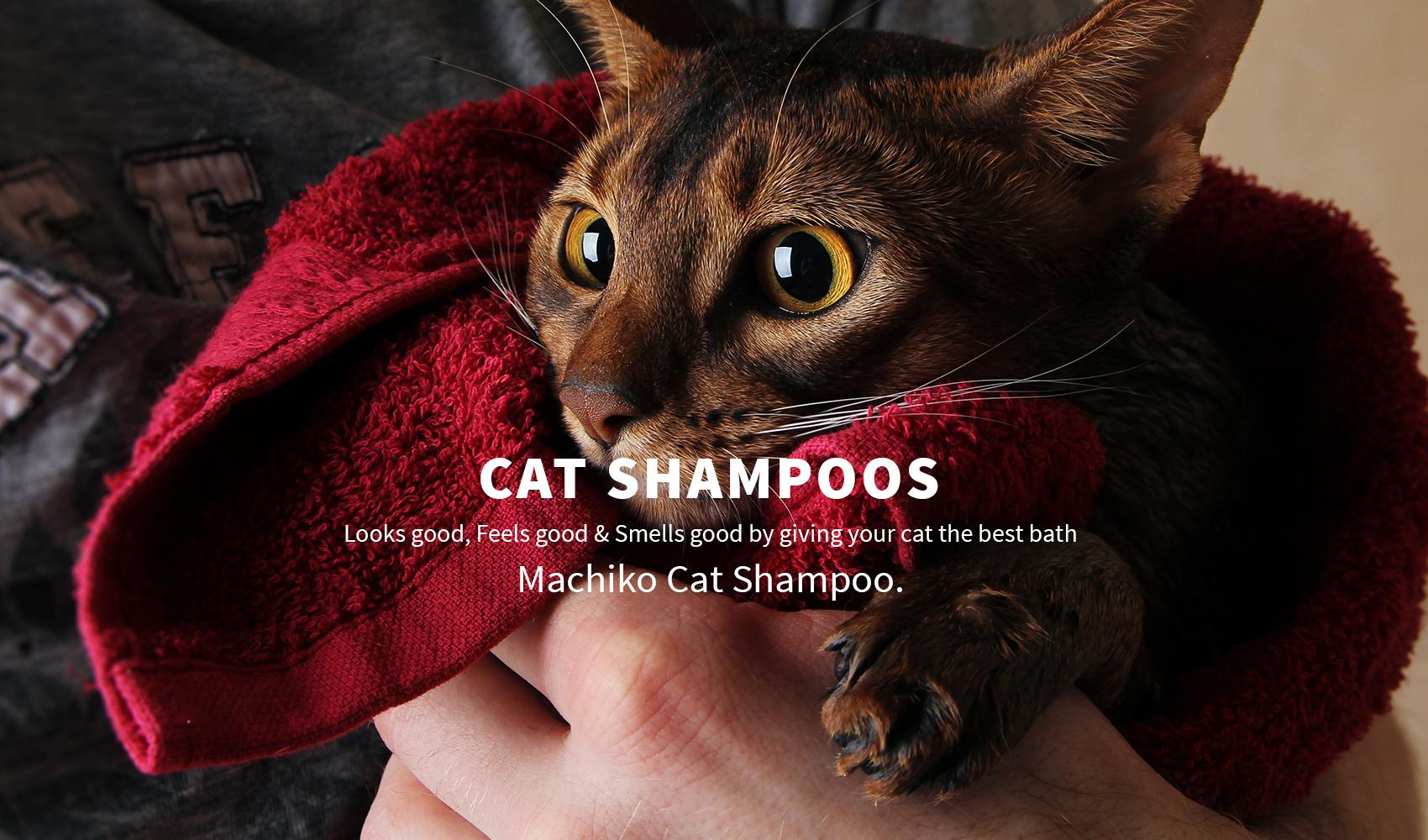 Cat Shampoos