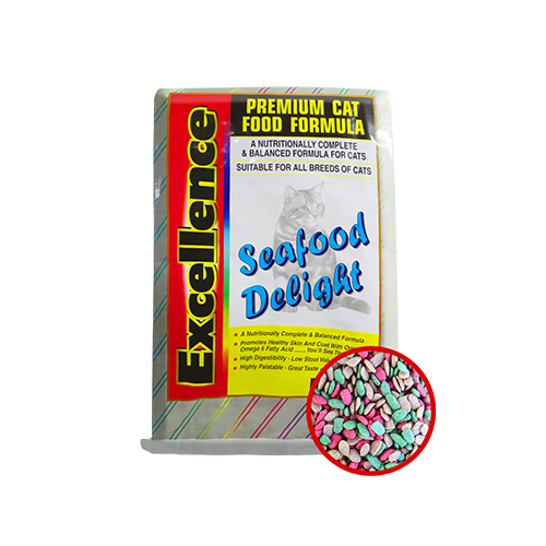 Excellence Dry Cat Food-500x500