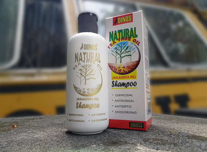 dinos- natural tree oil